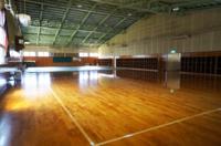 第二体育館