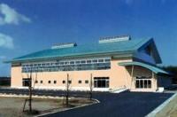 能代市土床体育館