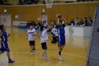 第17回能代市教育長杯ミニバスケットボール交流大会