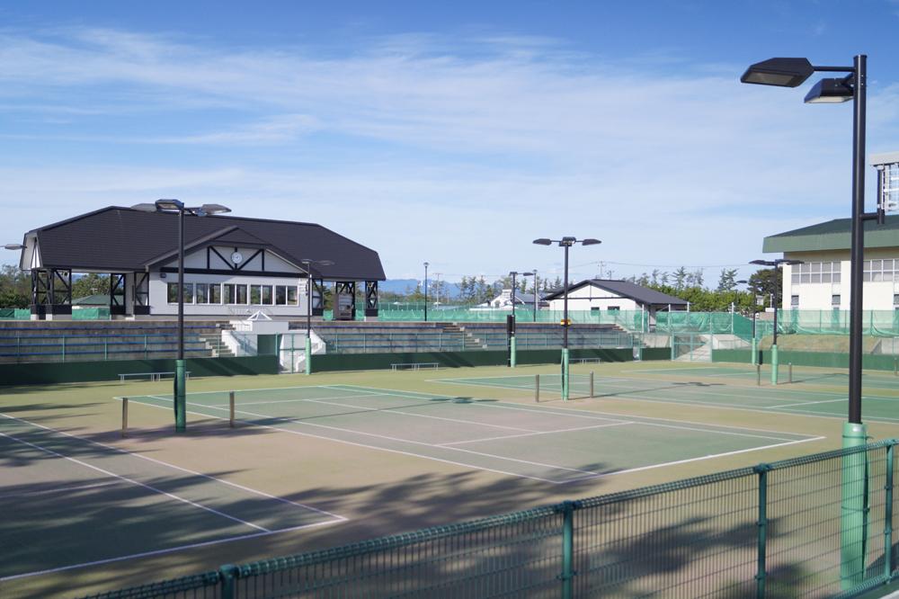 落合テニスコート